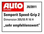 reifen semperit speed grip 2 205 55 r16 94 h xl verkauf von auto winterreifen. Black Bedroom Furniture Sets. Home Design Ideas