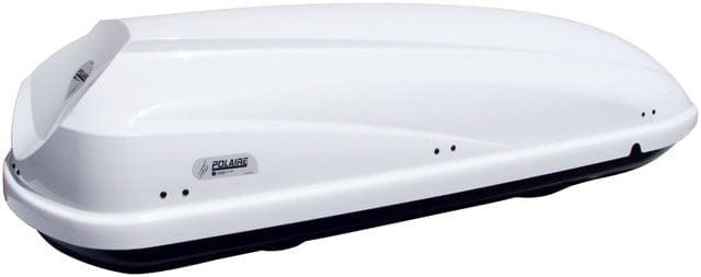 coffre de toit 460l travel exclusive blanc. Black Bedroom Furniture Sets. Home Design Ideas