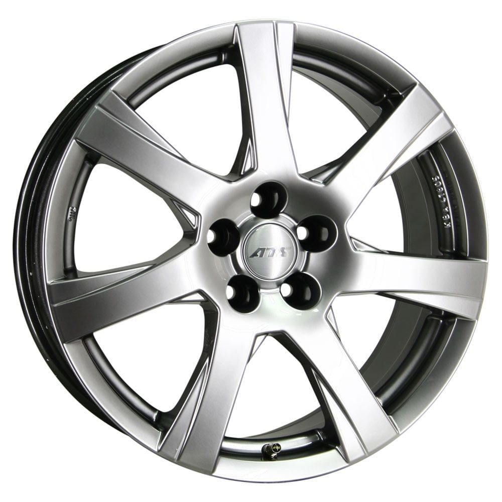 ats twister glossy silver 5x112 et45 70 1 alloy rim for audi mercedes. Black Bedroom Furniture Sets. Home Design Ideas